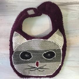 bavoir chat