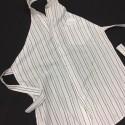 Tablier à base de chemise